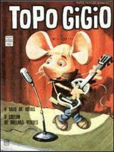 Topo Gigio, da RGE