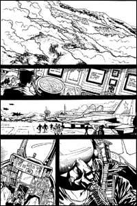 Página de Wonder Woman #195