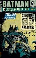 Batman: Bruce Wayne Fugitivo #1