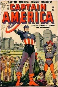 Captain América #76 - Macarthista