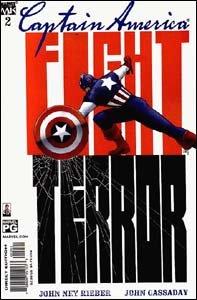 Captain America Vol. 4 #2 - A luta contra o terrorismo