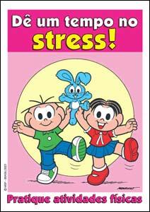 Dê um tempo no stress!