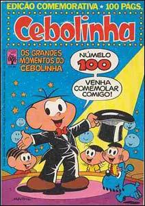 Cebolinha #100