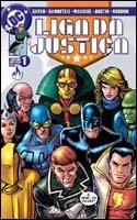 Liga da Justiça: Um Novo Começo #1