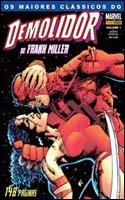 Os Maiores Clássicos do Demolidor Volume 1: Frank Miller