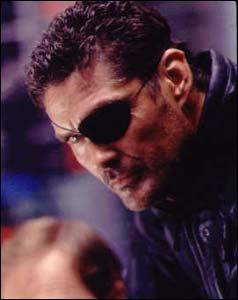 David Hasselhoff como Nick Fury