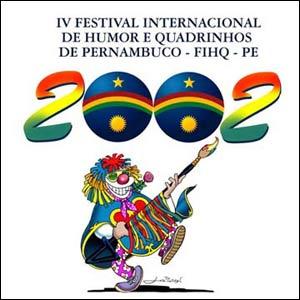 IV Festival Internacional de Quadrinhos e Humor de Pernambuco