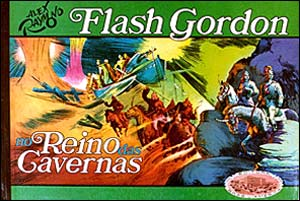 Flash Gordon, da Ebal