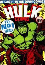 Hulk Comic #1, revista inglesa que posteriormente passou a se chamar Hulk Weekly