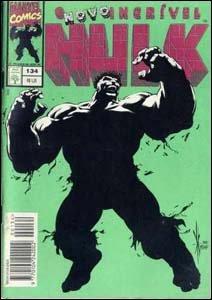 O Incrível Hulk #134, da Editora Abril