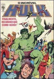 O incrível Hulk #30, da Editora Abril