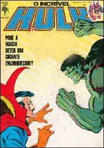 O incrível Hulk #51, da Editora Abril
