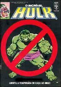 O incrível Hulk #71, da Editora Abril