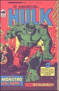 O Incrível Hulk, da Bloch