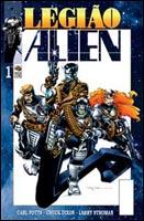 Legião Alien #1