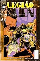Legião Alien #6