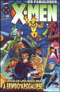 Fabulosos X-Men #18 - A Era de Apocalipse
