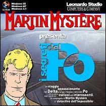 CD ROM de Martin Mystère