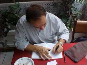 Mattotti autografa álbum