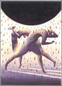 A Divina Comédia, de Mattotti