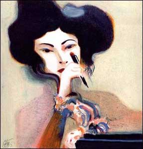Ilustração para Le Monde