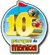 10 anos do Parque da Mônica