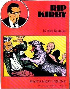Rip Kirby, conhecido no Brasil como Nick Holmes