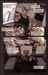 Página de Street Fighter #1