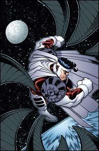 Mr. Majestic, cópia moderna do Super-Homem