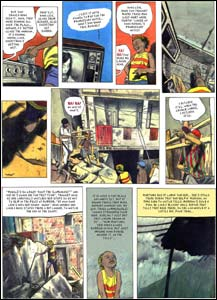 Página de Três Minutos de Linhas