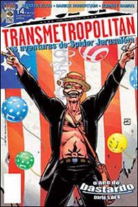 Transmetropolitan #14