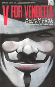 V for Vendetta, versão encadernada da DC