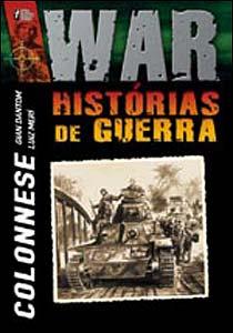 War - Histórias de Guerra, com arte de Eugênio Colonnese