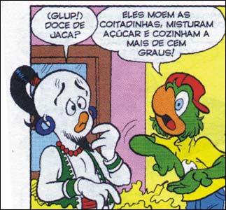 Zé Carioca e o gênio