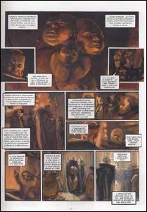 Página da edição francesa de Nicolas Eymerich - Inquisiteur