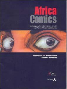 Africa Comics, uma antologia italiana sobre o tema