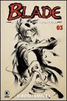 Blade - A Lâmina do Imortal #3