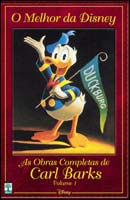 As Obras Completas de Carl Barks - volume 1