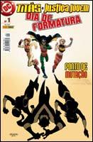 Titãs e Justiça Jovem - Dia de Formatura