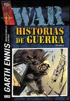 War - Histórias de Guerra #4