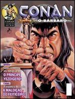Conan, o bárbaro #26