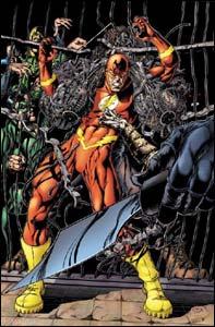 Flash: Epidemia