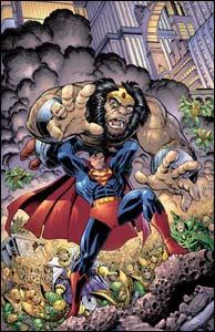 Action Comics #814, capa de Arthur Adams