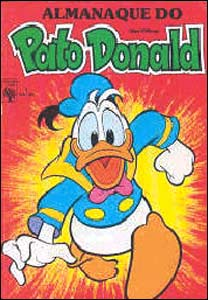 Almanaque do Pato Donald #1