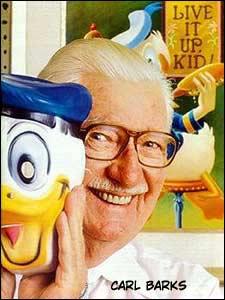 Carl Barks e o Pato Donald
