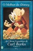 O Melhor da Disney - As Obras Completas de Carl Barks # 5