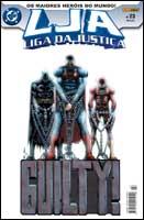 Liga da Justiça # 23
