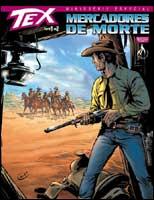 Tex - Mercadores da Morte # 1