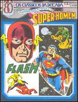 Os Clássicos da Década apresentam Super-Homem # 4 - Flash