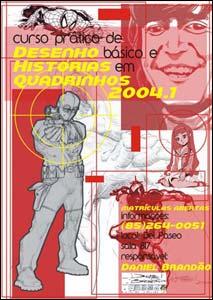 Desenho de Histórias em Quadrinhos 2004